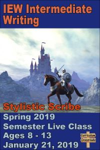 IEW Intermediate Writing Middle Ages 2nd sem