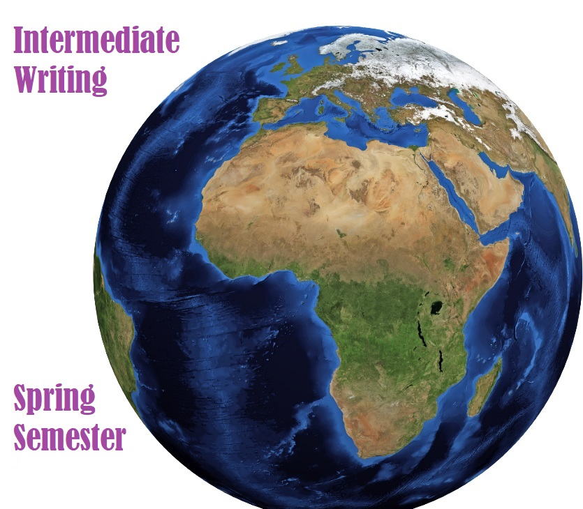 Intermediate Writing SPRING Semester WORLD